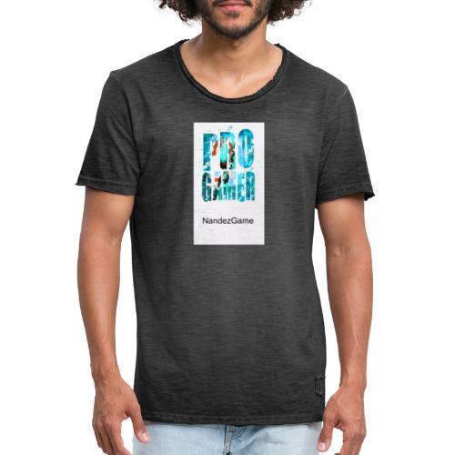 IMG 20200314 062919 - Männer Vintage T-Shirt
