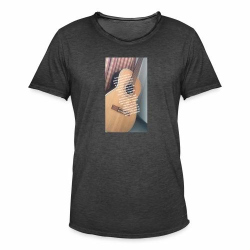Habesha@shirt - Vintage-T-shirt herr