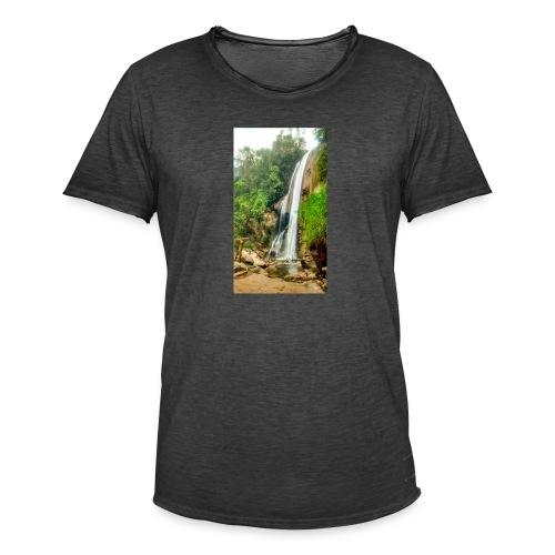 Velo de novia - Camiseta vintage hombre