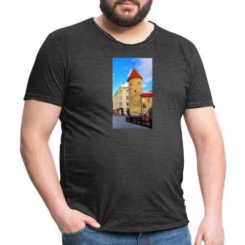 magazine unlock 05 2 3 1602 1b1346ba196e40768a674 - T-shirt vintage Homme