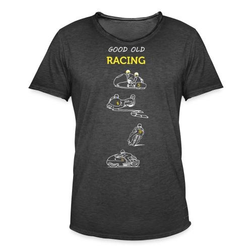 Good old racing - T-shirt vintage Homme