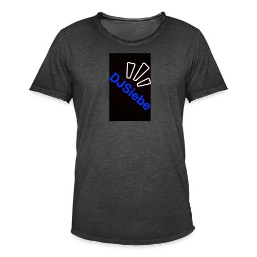 Dj Siebe - T-shirt vintage Homme