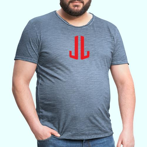 BodyTrainer JL - Miesten vintage t-paita