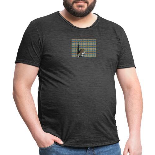 Jokkekim - Vintage-T-skjorte for menn