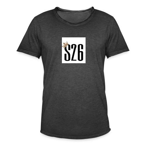 s26.shopde - Männer Vintage T-Shirt
