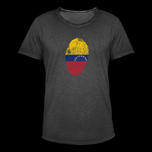 venezuela 653088 1920 - Camiseta vintage hombre