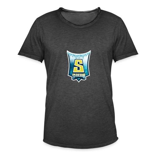 Siberia Gaming - Männer Vintage T-Shirt