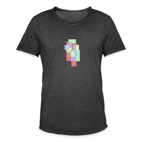 Kunst: - Männer Vintage T-Shirt