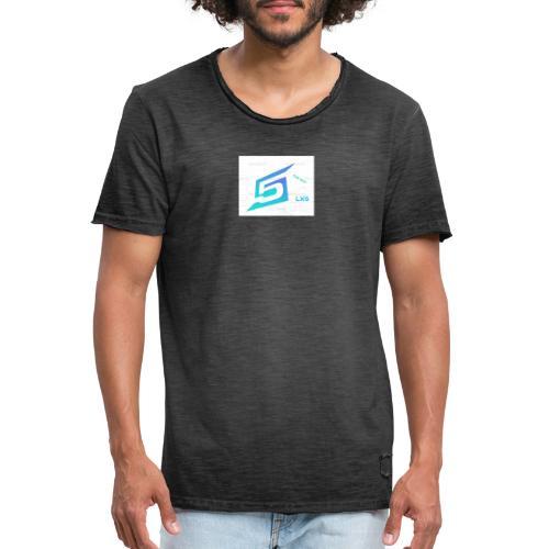 large - Men's Vintage T-Shirt