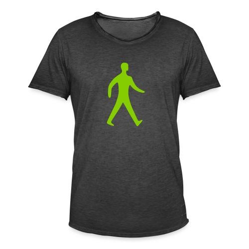 Pedestrian - Men's Vintage T-Shirt