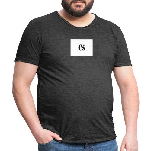 Edición 3 - Camiseta vintage hombre