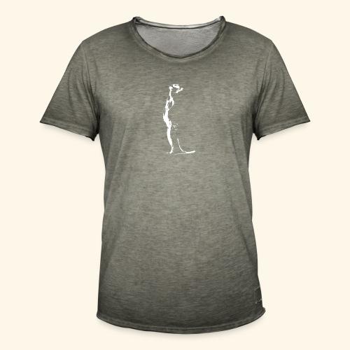 Suricate - T-shirt vintage Homme