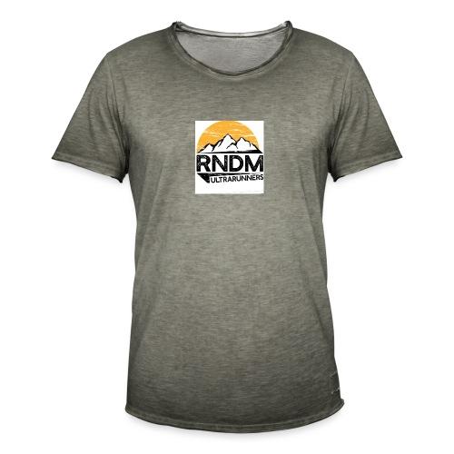 RndmULTRArunners T-shirt - Men's Vintage T-Shirt