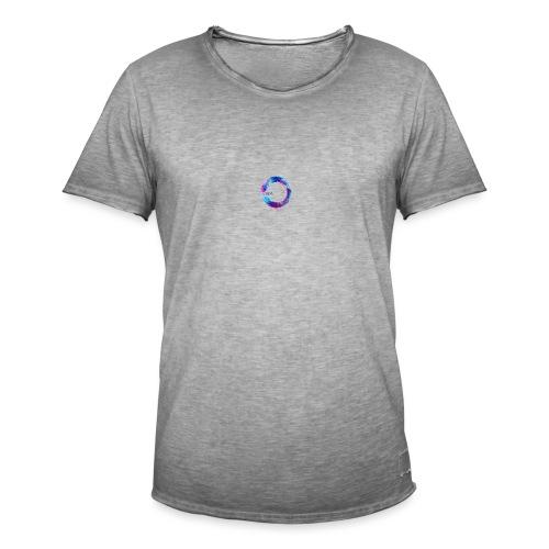 J h - Camiseta vintage hombre