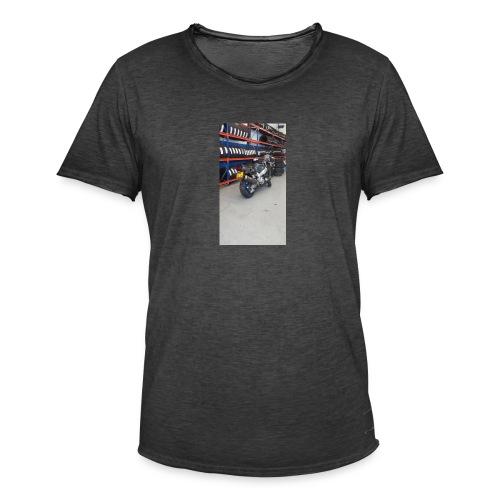 13528935_10208281459286757_3702525783891244117_n - Mannen Vintage T-shirt
