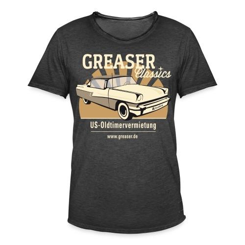 gross png - Männer Vintage T-Shirt