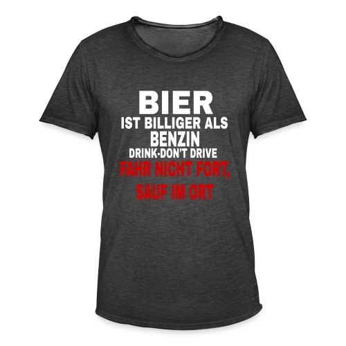PicsArt 02 25 12 47 57 - Männer Vintage T-Shirt
