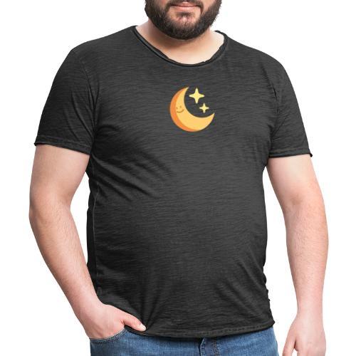 luna - Camiseta vintage hombre