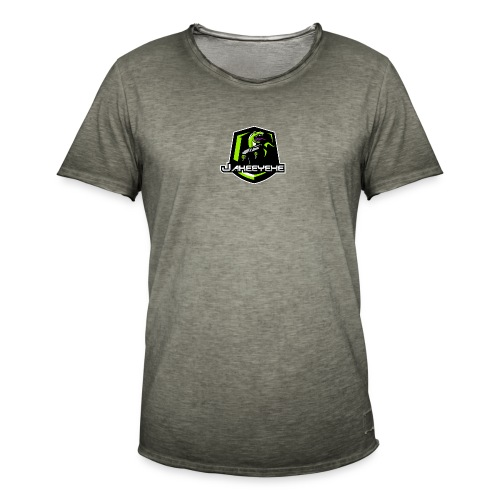 JakeeYeXe Badge - Men's Vintage T-Shirt