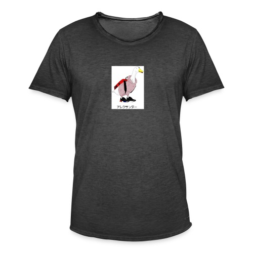 duck 31 - T-shirt vintage Homme