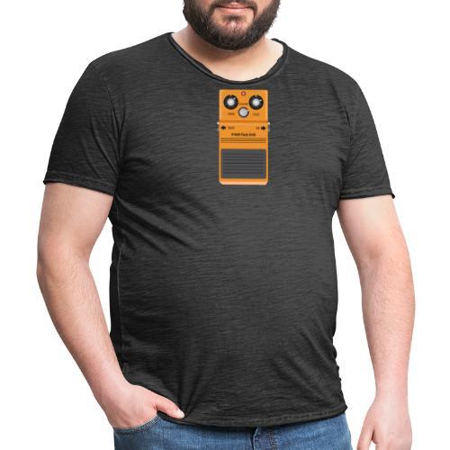 Guitar Effects Pedal 1 - Men's Vintage T-Shirt