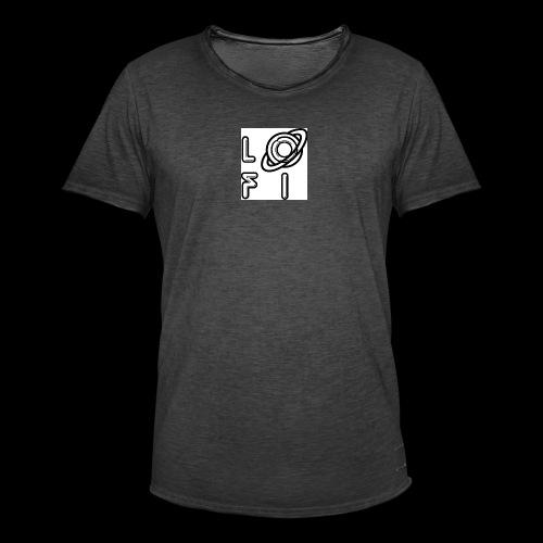 PLANET LOFI - Men's Vintage T-Shirt