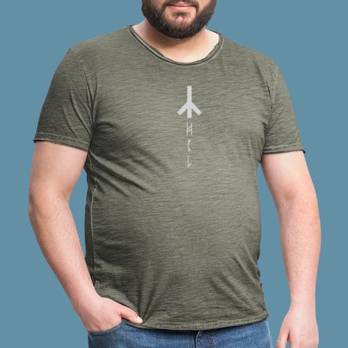 Logo Hel 02 copia png - Maglietta vintage da uomo