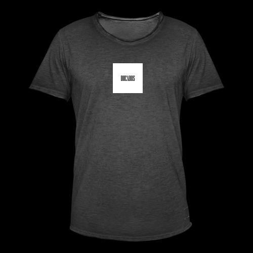 DUCADOS 4LIFE - Camiseta vintage hombre
