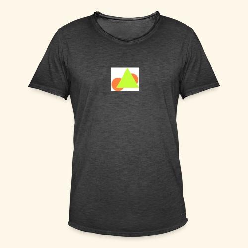 Simplisime - T-shirt vintage Homme