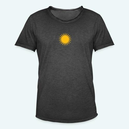 PARMA SUN - Herre vintage T-shirt
