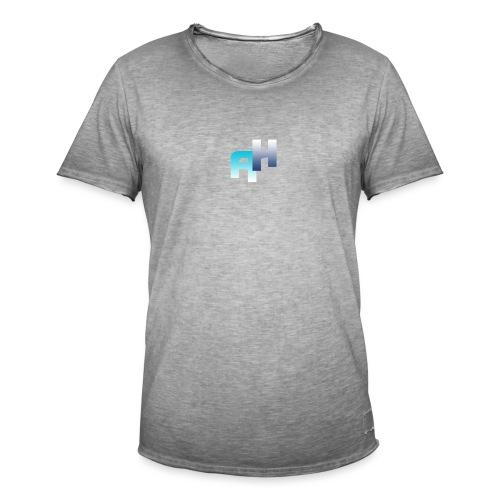 Logo-1 - Maglietta vintage da uomo