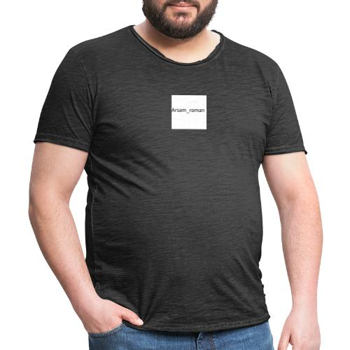 Verkauf - Männer Vintage T-Shirt