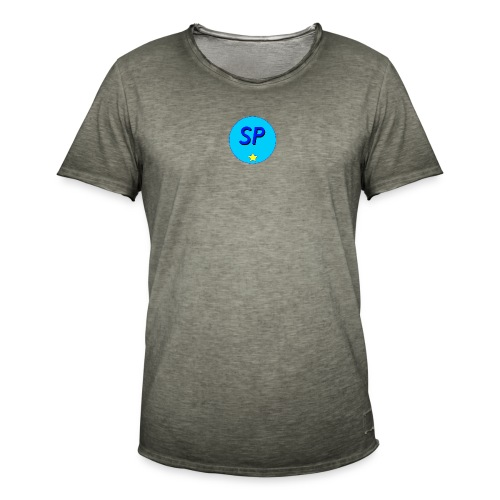 SP - Vintage-T-shirt herr