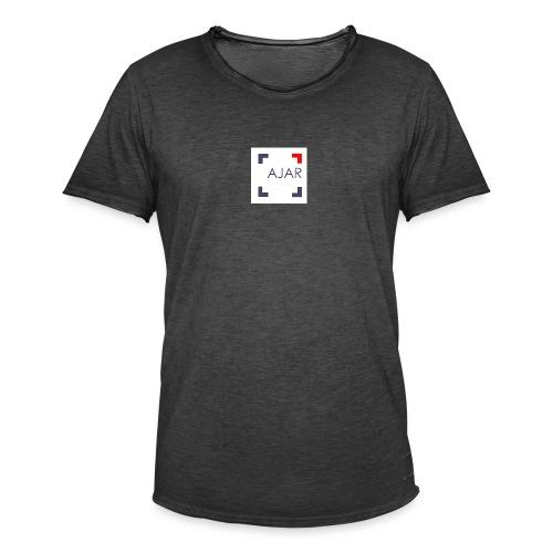 AJAR Logo - T-shirt vintage Homme