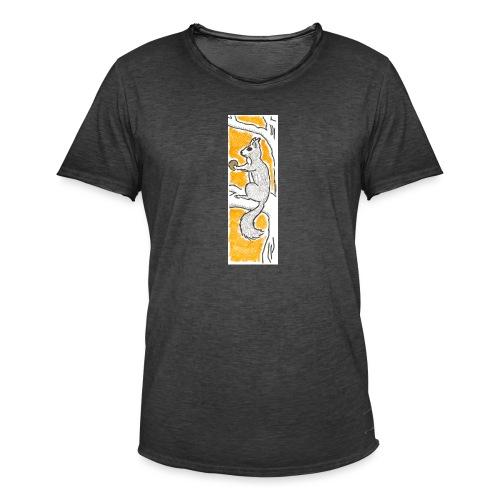 scoiattolo_alma_2015 - Maglietta vintage da uomo