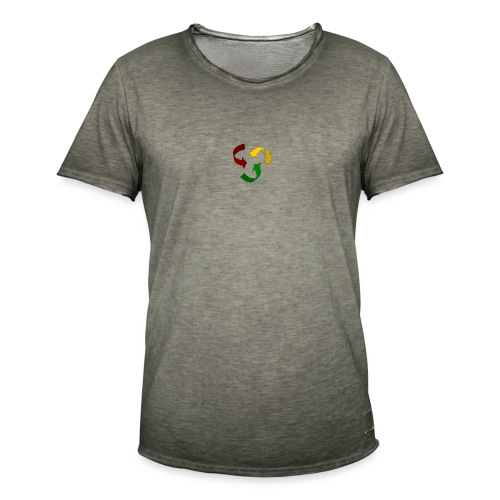 Rastacycle - T-shirt vintage Homme