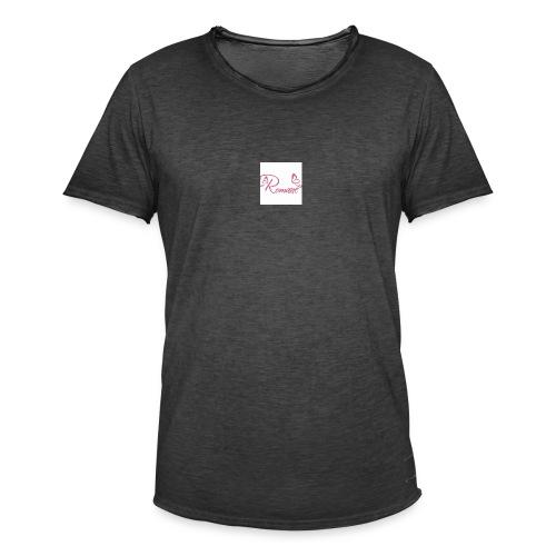 Romane - T-shirt vintage Homme