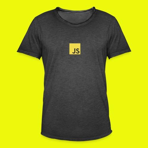 Js - T-shirt vintage Homme