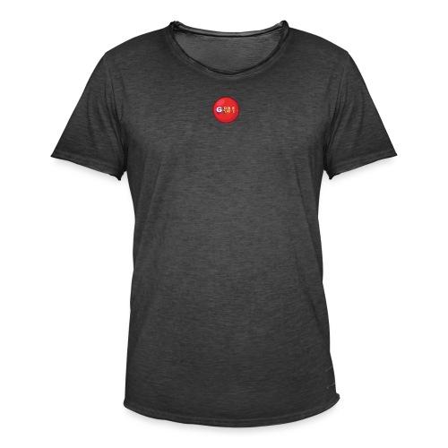 G ONE RADIO - T-shirt vintage Homme