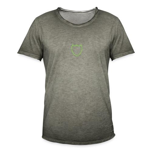 Dompe life green - Maglietta vintage da uomo