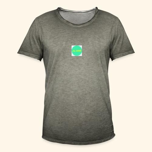 No Sweat - T-shirt vintage Homme