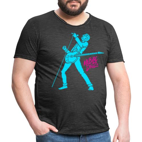 Mobile Developers band - iOS Bass - Men's Vintage T-Shirt