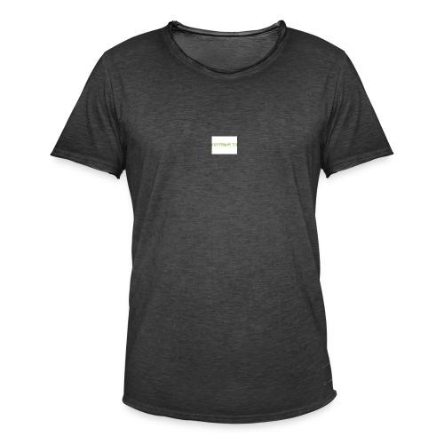 deathnumtv - Men's Vintage T-Shirt
