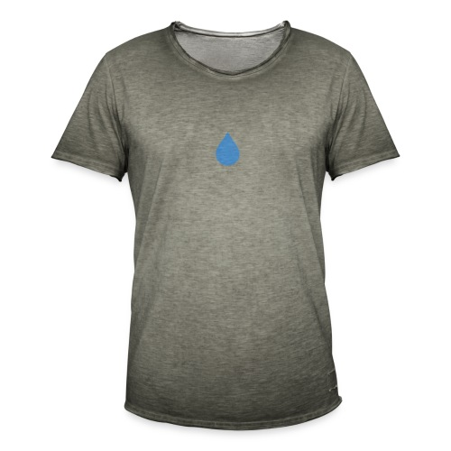 Water halo shirts - Men's Vintage T-Shirt