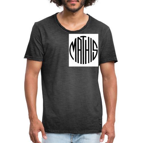 IMG 9228 - Mannen Vintage T-shirt