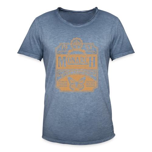 MONARCH VINTAGE GOLD - Men's Vintage T-Shirt