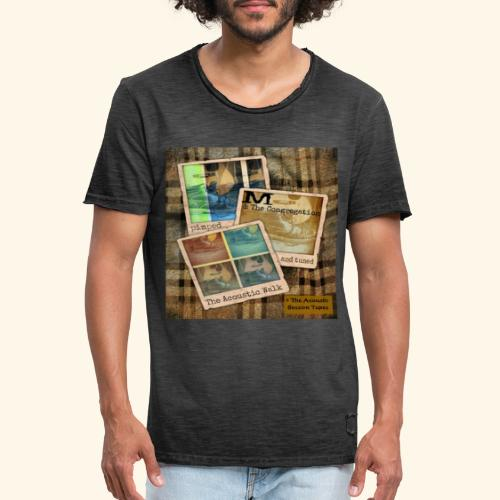 The Acoustic Walk by M & The Congregation - Männer Vintage T-Shirt