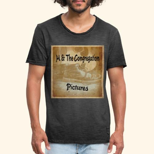 Pictures by M & The Congregation - Männer Vintage T-Shirt