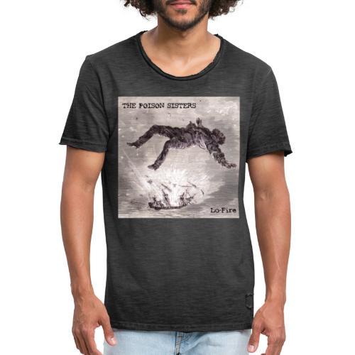 Lo Fire - Men's Vintage T-Shirt