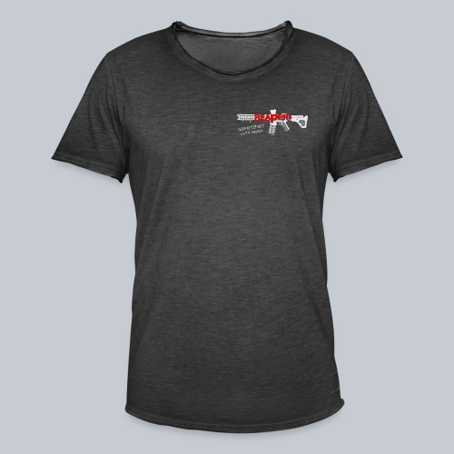 CLASSIC - REAPERs Airsoft - Männer Vintage T-Shirt